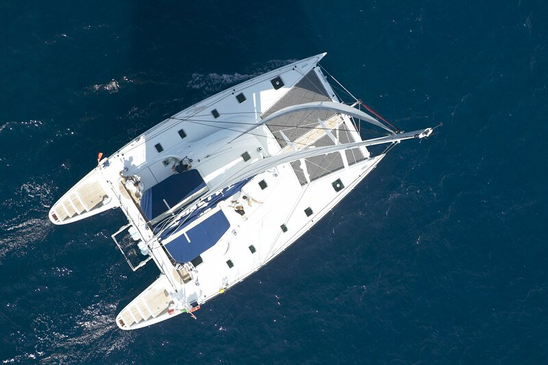 Eight Catamarans For Sale in St Augustine, FL.