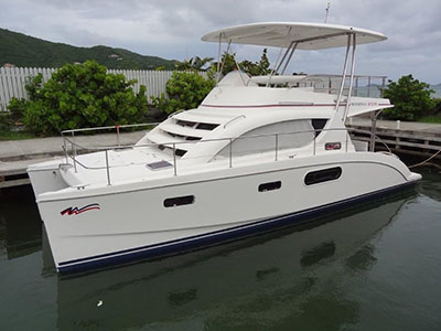 Catamarans ZZ HULL 004, Manufacturer: ROBERTSON & CAINE, Model Year: 2008, Length: 37ft, Model: Leopard 37 PC, Condition: Preowned, Listing Status: Catamaran for Sale, Price: USD 199000