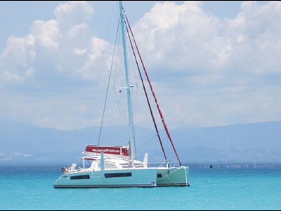 Catamaran for Sale Catana 47   in Tortola British Virgin Islands MANAO  Preowned Sail