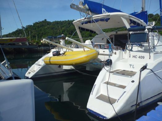 Preowned Sail Catamarans for Sale 2005 Catana 47