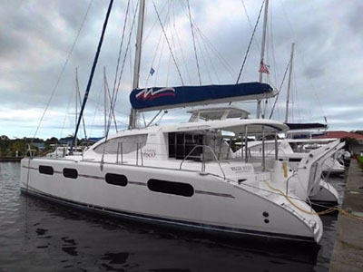 Catamarans WATER SOULS, Manufacturer: ROBERTSON & CAINE, Model Year: 2011, Length: 46ft, Model: Leopard 46 , Condition: USED, Listing Status: Catamaran for Sale, Price: USD 379000