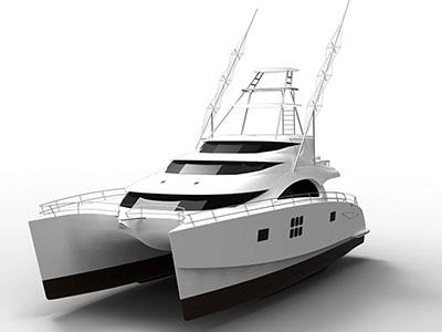 Catamarans 75  SUNREEF POWER SPORTFISH NEW BUILD, Manufacturer: SUNREEF YACHTS, Model Year: , Length: 70ft, Model: 75 Sunreef Power Sportfish, Condition: New, Listing Status: Coming Soon, Price: USD