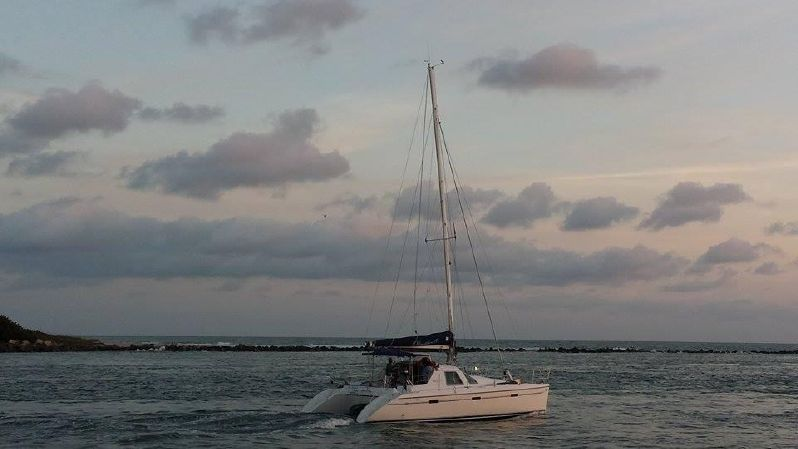 Preowned Sail Catamarans for Sale 2005 Privilege 39