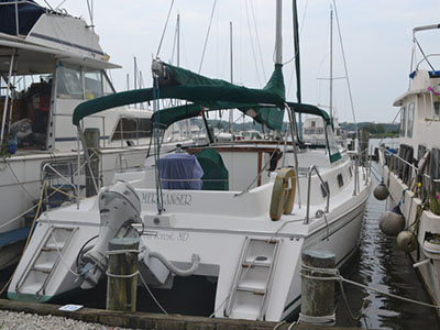 Catamarans MERGANSER, Manufacturer: ENDEAVOUR, Model Year: 1992, Length: 30ft, Model: Endeavourcat 30, Condition: USED, Listing Status: Catamaran for Sale, Price: USD 39000