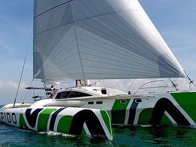 Catamarans NEW BUILD, Manufacturer: RAPIDO, Model Year: , Length: 60ft, Model: 60, Condition: New, Listing Status: Trimaran for Sale, Price: USD