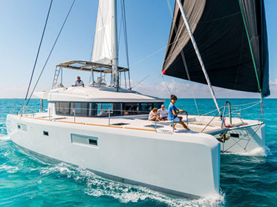 Catamarans BLEW BY YOU, Manufacturer: LAGOON, Model Year: 2014, Length: 52ft, Model: Lagoon 52, Condition: Preowned, Listing Status: Catamaran for Sale, Price: USD 949900