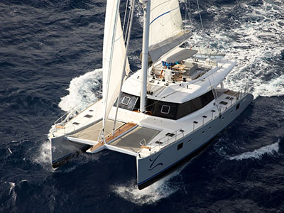 Catamaran for Sale Sunreef 60 Loft  in Gdansk Poland BROCHURE-SUNREEF 60 LOFT  Brochure Sail