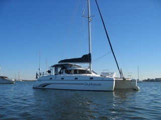 Preowned Sail Catamarans for Sale 2004 Wildcat 350 Mk3