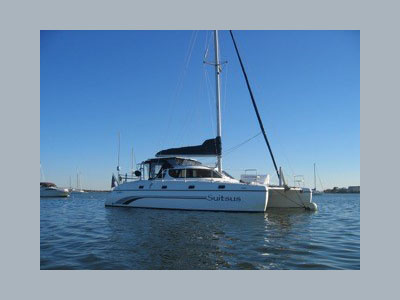 Used Sail Catamarans for Sale 2004 Wildcat 350 Mk3