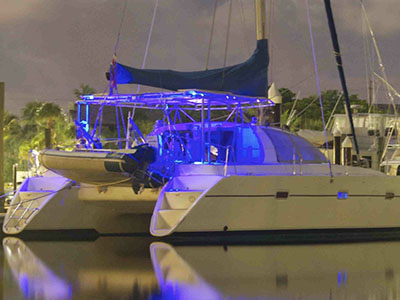 Catamarans AVENTURINE, Manufacturer: LAGOON TPI , Model Year: 1994, Length: 36ft, Model: Lagoon 37, Condition: Preowned, Listing Status: Catamaran for Sale, Price: USD 125000
