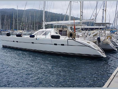 Catamarans MIRA, Manufacturer: LAGOON, Model Year: 1991, Length: 47ft, Model: Lagoon 47, Condition: Preowned, Listing Status: INTERNAL BOATS, Price: USD 199000