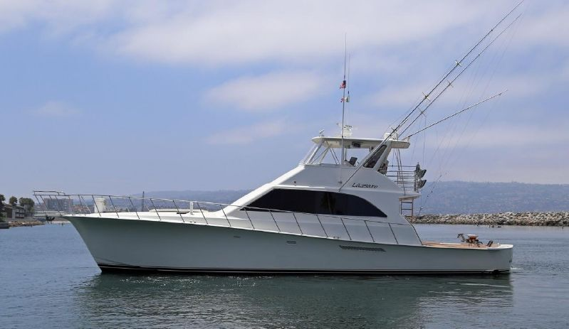 SOLD Ocean Yachts 58  in  LAZARO Vessel Summary Preowned Power