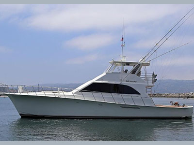 SOLD Ocean Yachts 58  in  LAZARO Thumbnail for Listing Preowned Power