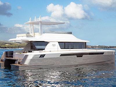 Used Power Catamarans for Sale 2014 GTX50