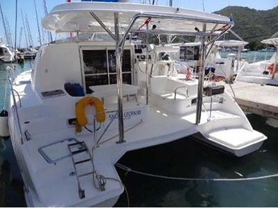 Catamarans SNOW LEOPARD, Manufacturer: ROBERTSON & CAINE, Model Year: 2010, Length: 37ft, Model: Leopard 38, Condition: Preowned, Listing Status: Catamaran for Sale, Price: USD 239000