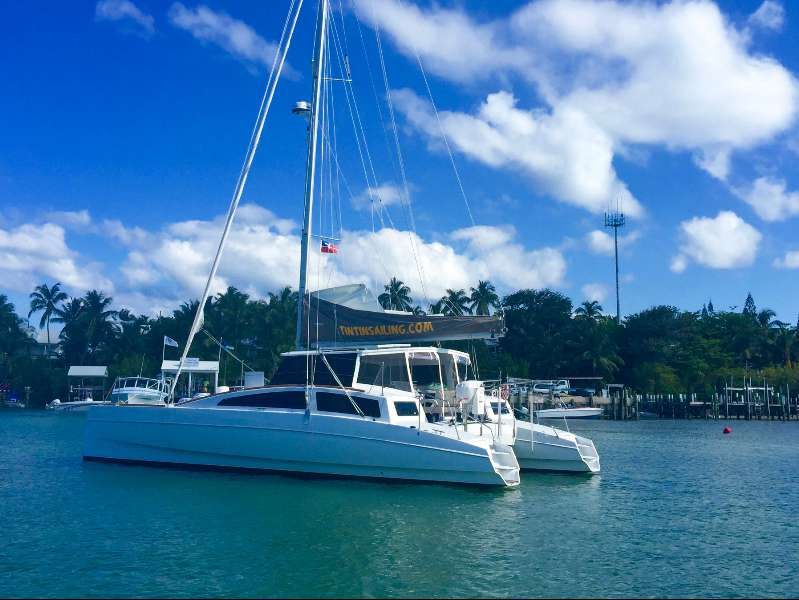 EIGHT Catamarans For Sale.  38 feet in length. 