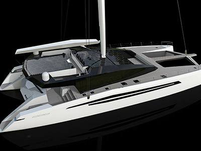 New Sail Catamarans for Sale  Sunreef 90 Ultimate