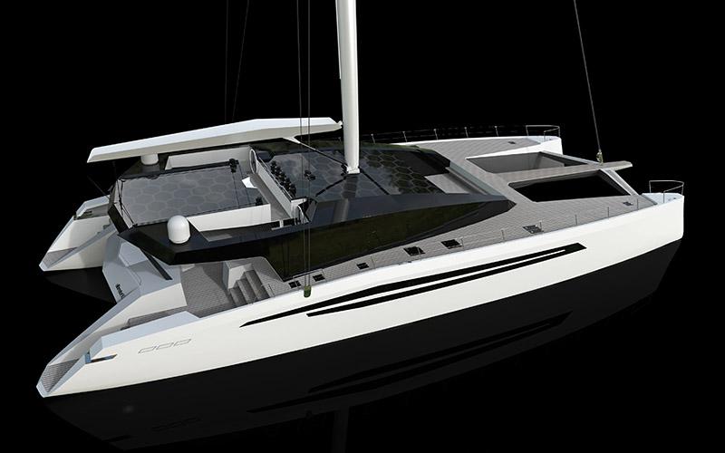 New Sail Catamarans for Sale  Sunreef 90 Ultimate