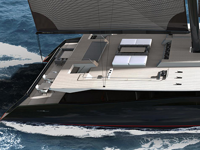New Sail Catamarans for Sale  Sunreef 165 Ultimate