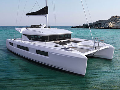 New Sail Catamarans for Sale 2019 Lagoon 50