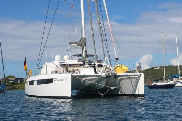 Preowned Sail Catamarans for Sale 2011 Privilege 515