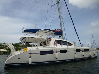 Catamarans CUTTER CAT, Manufacturer: ROBERTSON & CAINE, Model Year: 2011, Length: 46ft, Model: Leopard 46 , Condition: USED, Listing Status: NOT ACTIVE, Price: USD 395000