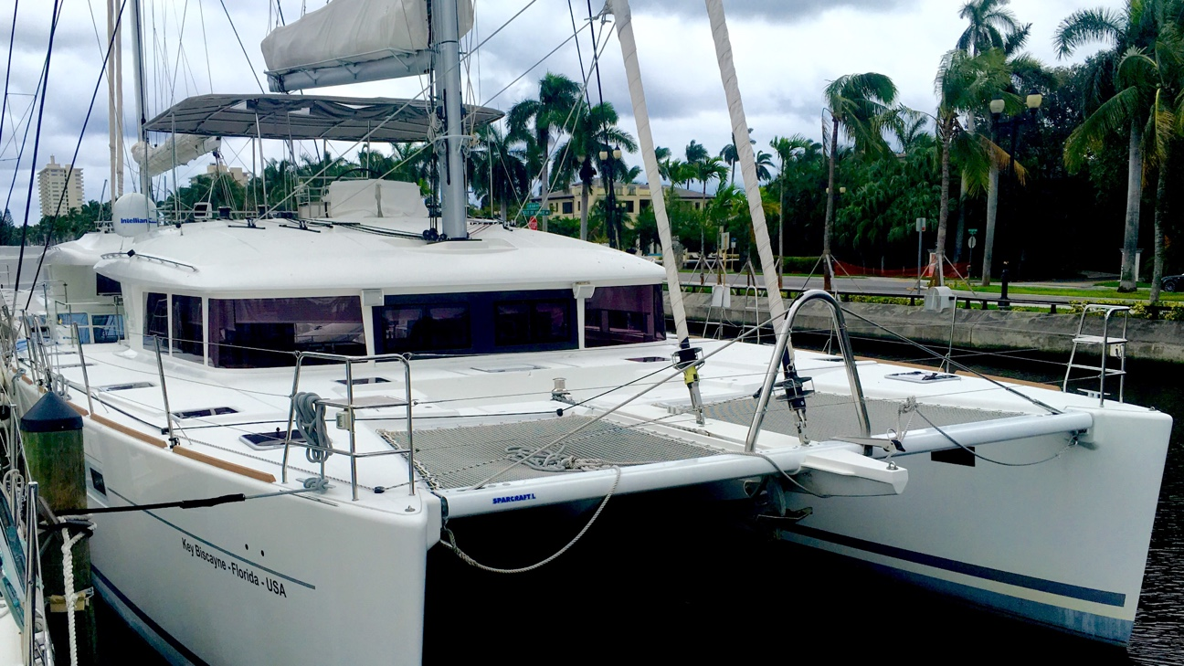 Preowned Sail Catamarans for Sale 2014 Lagoon 560