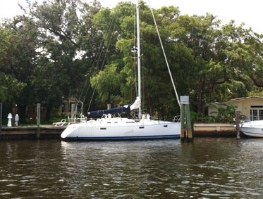 Preowned Sail Catamarans for Sale 1991 Oceanis 390 Owner's Version