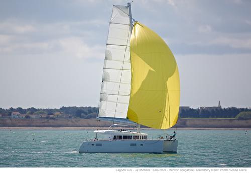 New Sail Catamarans for Sale 2017 Lagoon 400 S2