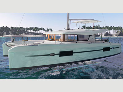 Catamarans NETA ROSE, Manufacturer: LAGOON, Model Year: 2017, Length: 42ft, Model: Lagoon 42, Condition: New, Listing Status: INTERNAL SOLD BOATS, Price: USD