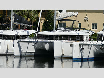 Catamarans HULL 736, Manufacturer: LAGOON, Model Year: 2019, Length: 45ft, Model: Lagoon 450 F, Condition: New, Listing Status: Catamaran for Sale, Price: USD 647480