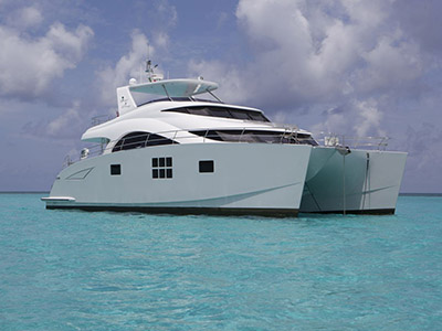 New Power Catamarans for Sale  60 Sunreef Power