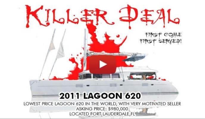A Dozen Gemini Catamarans For Sale Under $180,000