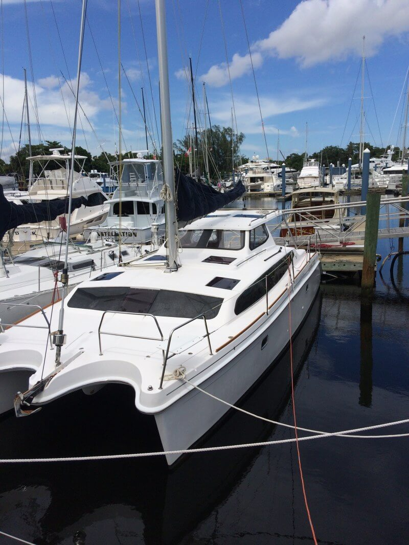 Recently Reduced Pre-Owned Gemini Catamarans