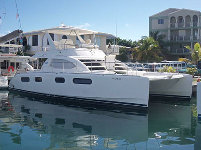 Catamarans OASEAS, Manufacturer: ROBERTSON & CAINE, Model Year: 2007, Length: 47ft, Model: Leopard 47, Condition: Preowned, Listing Status: Catamaran for Sale, Price: USD 315000