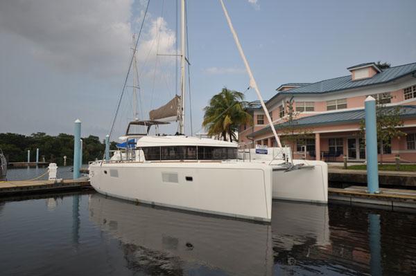 New Sail Catamarans for Sale 2014 Lagoon 39