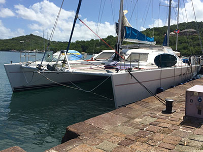 Catamarans ECLIPSE, Manufacturer: LAGOON, Model Year: 1995, Length: 57ft, Model: Lagoon 57, Condition: Preowned, Listing Status: Catamaran for Sale, Price: USD 520000