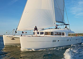 New Sail Catamarans for Sale 2018 Lagoon 620