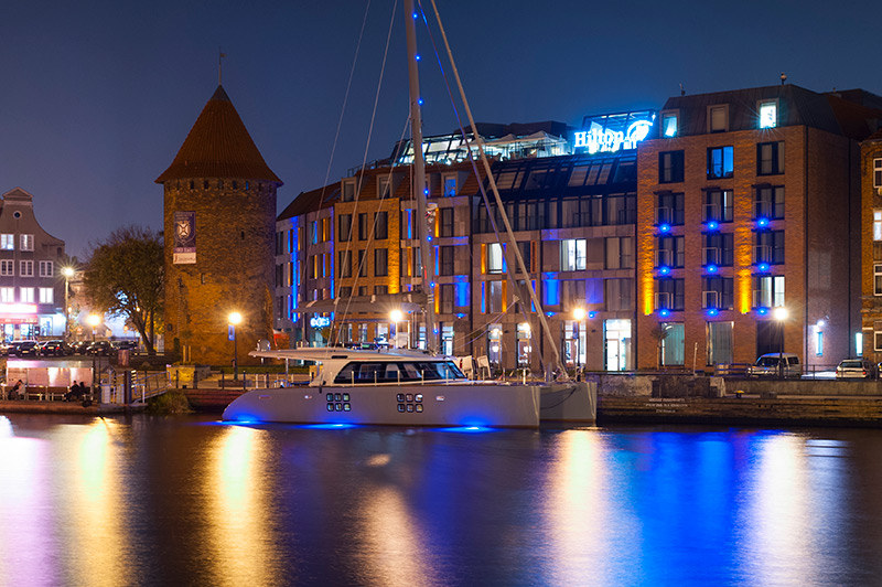 Launched Sunreef 58  in Gdansk Poland CARPE DIEM Vessel Summary Launched Sail