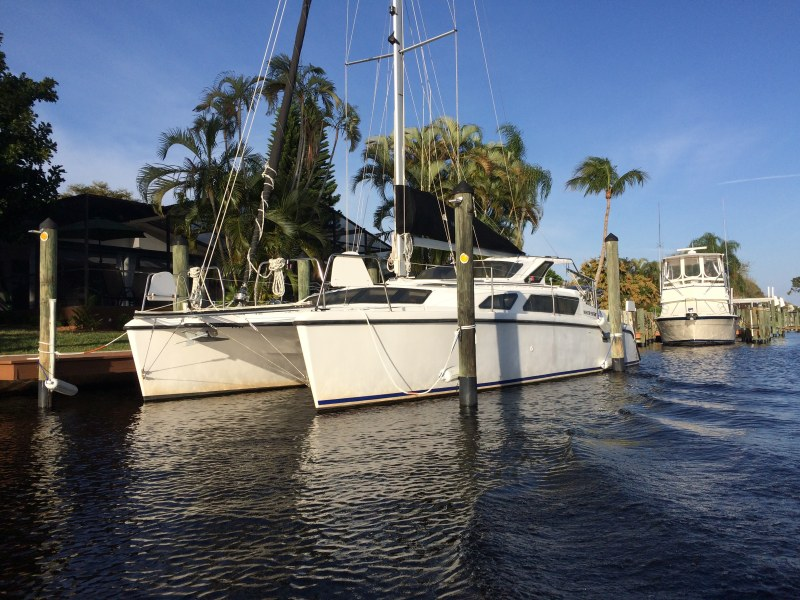 Catamarans WHITE STAR , Manufacturer: GEMINI CATAMARANS, Model Year: 2010, Length: 34ft, Model: Gemini 105Mc, Condition: Preowned, Listing Status: Catamaran for Sale, Price: USD 142500