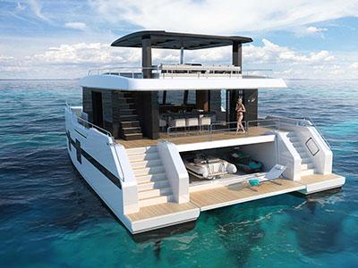 Catamarans SUNREEF SUPREME 58 POWER NEW BUILD, Manufacturer: SUNREEF YACHTS, Model Year: , Length: 57ft, Model: Sunreef Supreme 58-P, Condition: New, Listing Status: Catamaran for Sale, Price: USD