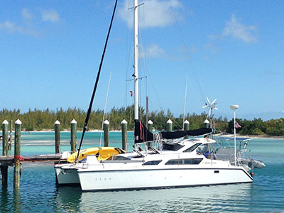 Catamaran for Sale Gemini 105Mc  in Titusville Florida (FL)  VEGA Thumbnail for Listing Preowned Sail