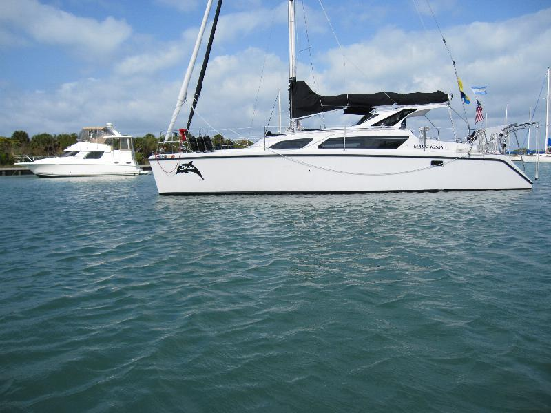 Most Popular Catamarans: # 1 is 2007 Broadblue  42 - Asking $351,000