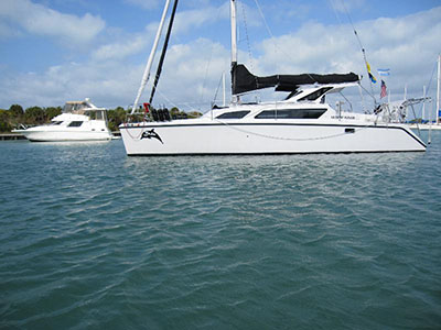 SOLD Gemini 105Mc  in Coconut Grove Florida (FL)  BABU  Preowned Sail