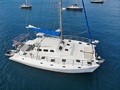 Used Sail Catamarans for Sale 2016 Custom