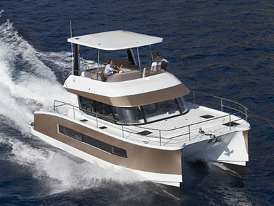 New Power Catamarans for Sale 2019 MY 37
