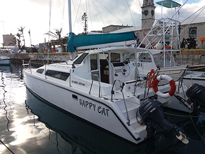 Used Sail Catamarans for Sale 2007 Gemini 105MC