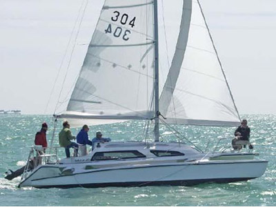 Catamarans HALCYON, Manufacturer: PERFORMANCE CRUISING, Model Year: 2007, Length: 28ft, Model: Telstar 28 , Condition: Preowned, Listing Status: Under Negotiation, Price: USD 69000