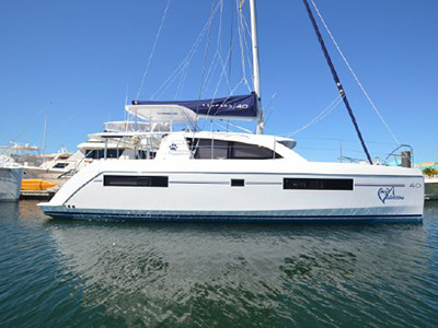 Catamarans MY VALENTINE, Manufacturer: ROBERTSON & CAINE, Model Year: 2017, Length: 39ft, Model: Leopard 40, Condition: Preowned, Listing Status: Catamaran for Sale, Price: USD 439000