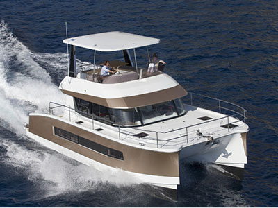 New Power Catamarans for Sale  MY 37